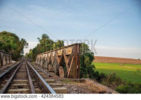 Rail Transport Bridge