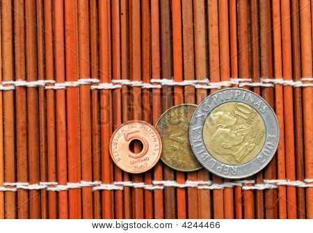 Peso Centavo Coins