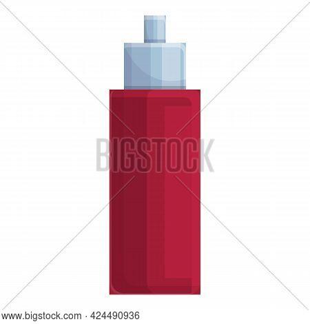 Korean Hair Milk Icon. Cartoon Of Korean Hair Milk Vector Icon For Web Design Isolated On White Back
