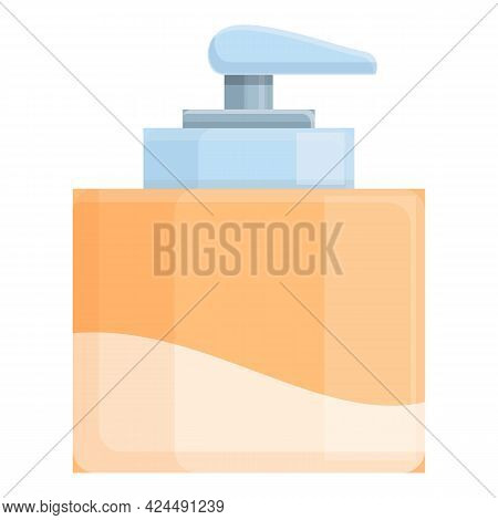 Korean Bb Cream Icon. Cartoon Of Korean Bb Cream Vector Icon For Web Design Isolated On White Backgr