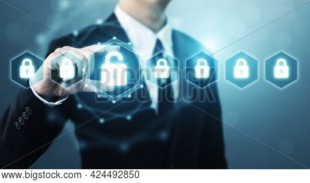 Identity Theft. Hacking The Internet. Stealing Sensitive Data Through A Laptop. Network Security And