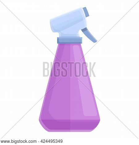 Tile Spray Icon. Cartoon Of Tile Spray Vector Icon For Web Design Isolated On White Background