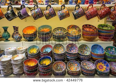Traditional Turkish Souvenirs