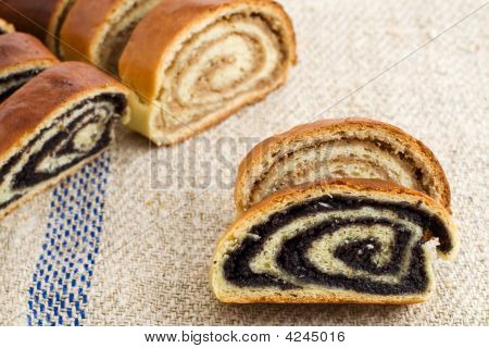 Beigli Hungarian Poppy Seed And Walnut Rolls