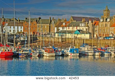 Anstruther Fishing Village