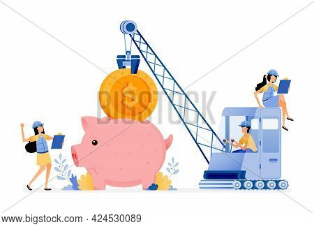 Vector Design Of Improvement Of Financial Infrastructure In Managing Customer Funds. People Try To S