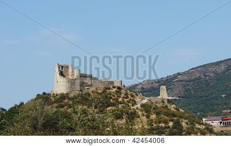 Fortress Of Bebris Tsikhe, Mtskheta, Georgia