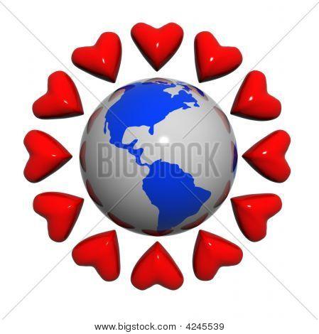 Hearts Near The Earth