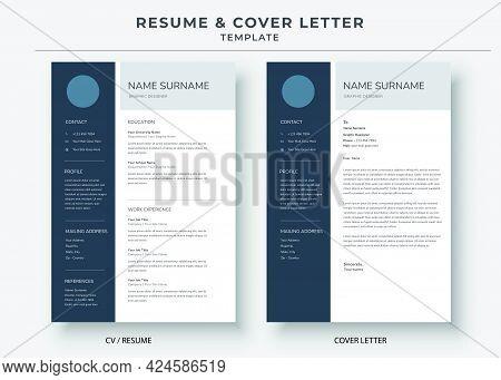 Resume Mockup