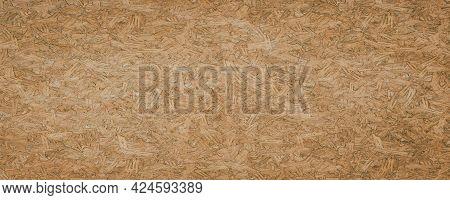 Wood Cork Board Texture Background. Brown Wooden Surface Wallpaper. 3D Rendering.
