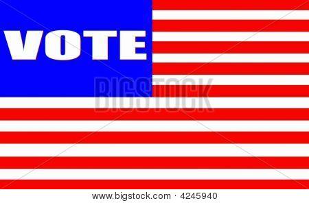 Voting Encouragement Sign