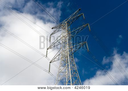 High Power Electrical Tower