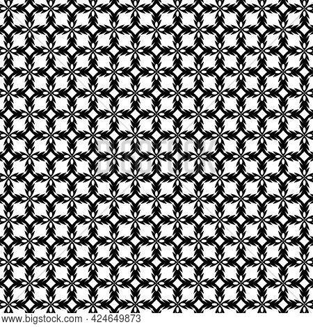 Seamless geometric pattern and background