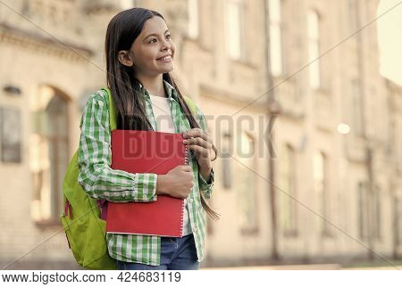 Get Your Schooling. Happy Child Go To School. Formal Schooling. Primary Education. Home Schooling. P