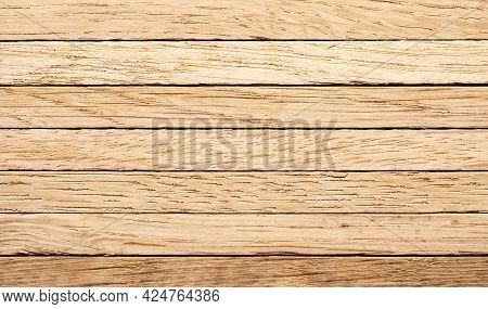 Wooden Plank Texture Using As Natural Background, Woodworking, Carpentry Or Wood Industry Backdrop