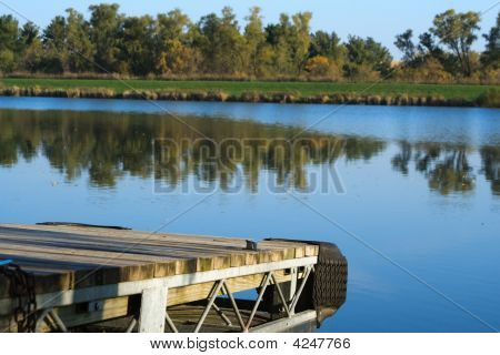 Dock Out Of The Water