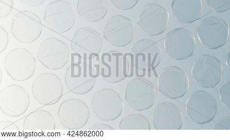 Plastic bubble wrap background wallpaper