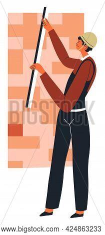 Renovations And Repairing At Home, Wallpaper Apply
