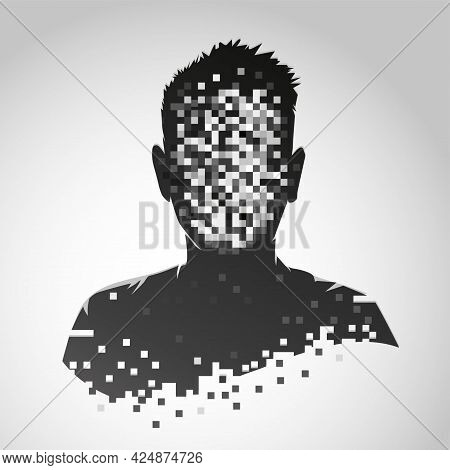 Identity Theft. Hacking The Internet. Stealing Sensitive Data. Network Security And Electronic Banki