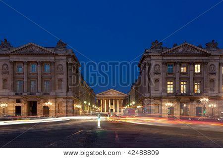 Concordia Square, Paris, Ile De France, France