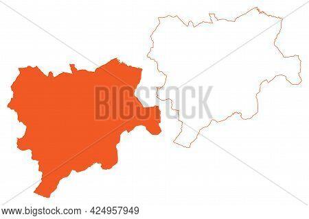 Province Of Albacete (kingdom Of Spain, Autonomous Community Castilla-la Mancha Or Castile La Mancha