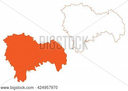 Province Of Guadalajara (kingdom Of Spain, Autonomous Community Castilla-la Mancha Or Castile La Man