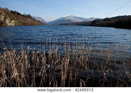 Lake Padarn.