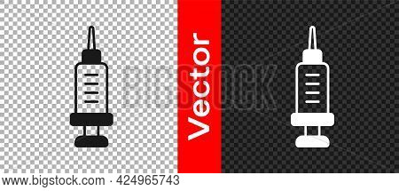 Black Addiction To The Drug Icon Isolated On Transparent Background. Heroin, Narcotic, Addiction, Il