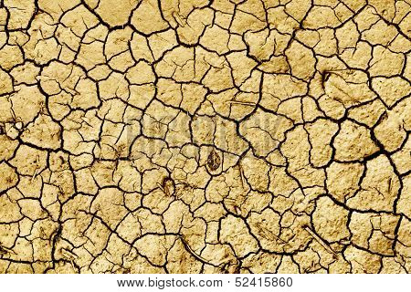 Image of dry earth
