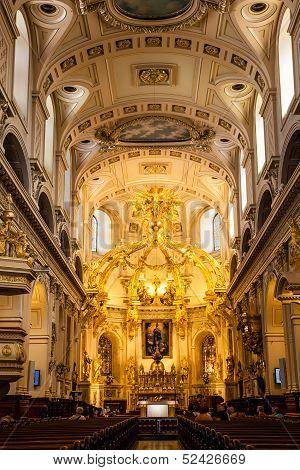 Notre-Dame Basilica-Cathedral (Quebec City)