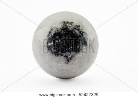 Zebra Jasper Stone Sphere
