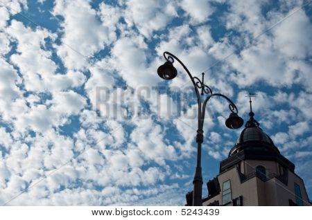 Lantern Under The Sky