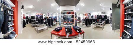 European Brand New Clothes Shop