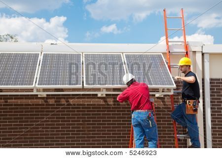 Green Jobs - Solar Power