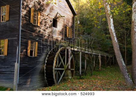 Old Amish Mill