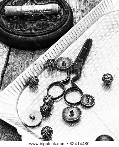 tools for sewing
