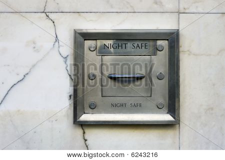 Night Safe In Wall