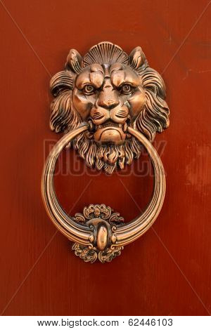 Chinese Doorknocker