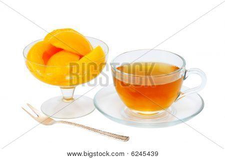 Tea With Peach
