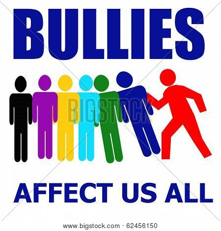 bullies affect us all