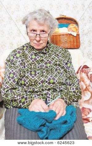 Portrait Funny Woman