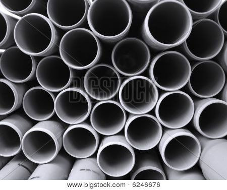 Large Plastic Pipes