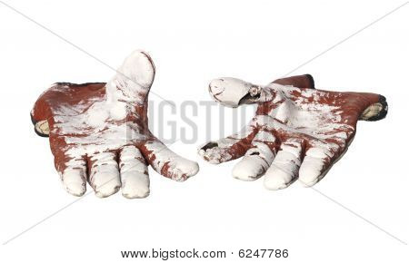 Pair of Protective gloves