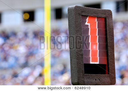 Football Down Markers