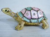 Turtle is considered as Symbol of Luck and fortune and logevity poster