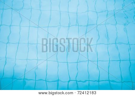 Bottom Of Swimming Pool Background
