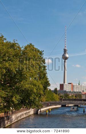 downtown Berlin