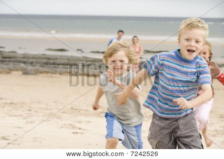 Fun on the Sand