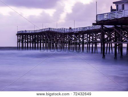 Crystal pier, San Diego