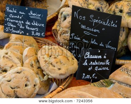 Breads of Provence